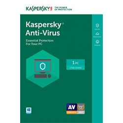 Kaspersky Anti-Virus 1-PC 1